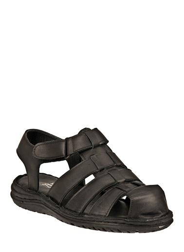 Ziya Sandalet Siyah